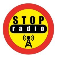 Logo of radio station STOP! Radio