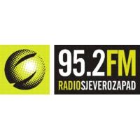 Logo of radio station Radio Sjeverozapad