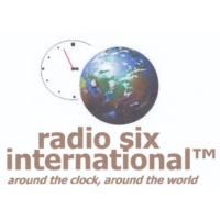 Logo de la radio Radio Six International