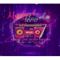 Logo de la radio Myrhael Angel