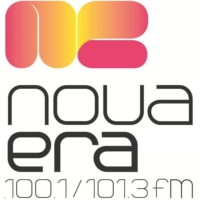 Logo of radio station Rádio Nova Era