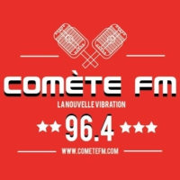 Logo of radio station Comète FM