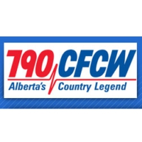 Logo of radio station 790 CFCW