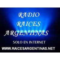 Logo of radio station Radio Raices Argentinas
