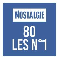 Logo of radio station Nostalgie 80 Les n1