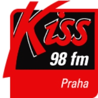 Logo of radio station KISS 98