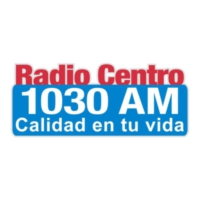 Logo of radio station XEQR-AM Radio Centro 1030