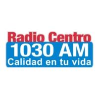 Logo de la radio XEQR-AM Radio Centro 1030