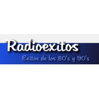 Logo of radio station Radio Exitos Dallas
