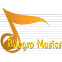 Logo of radio station Allegro Musics