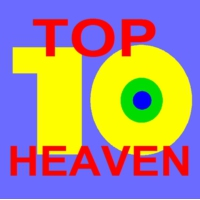 Logo of radio station Top 10 Heaven