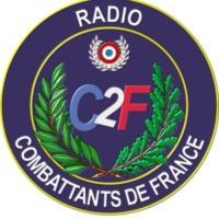 Logo of radio station Radio Combattants de France - C2F