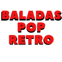 Logo de la radio Baladas Pop Retro