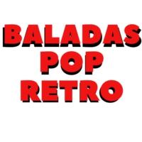 Logo of radio station Baladas Pop Retro