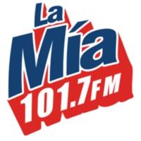 Logo of radio station XHHX La Mía 101.7 FM