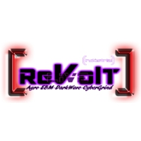 Logo of radio station ReVolt Industrial