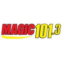 Logo of radio station WAGH Magic 101.3