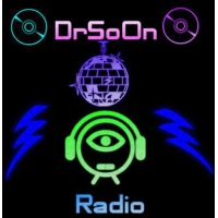 Logo of radio station DrSoOn Radio