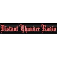 Logo of radio station Distant Thunder Radio