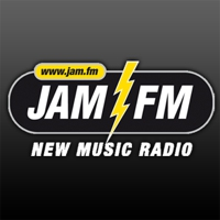 Logo de la radio Jam FM - New Music Radio