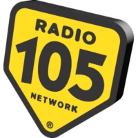 Logo of radio station Radio 105 Network Vasco