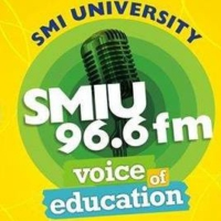 Logo of radio station SMI university