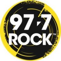 Logo de la radio CFGP-FM 97.7 ROCK