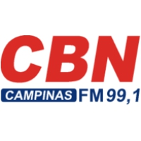 Logo of radio station Radio CBN Campinas
