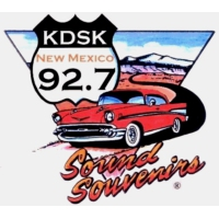 Logo of radio station KDSK (Sound Souvenirs)