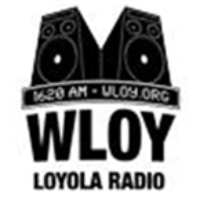 Logo of radio station WLOY Loyola College