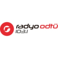 Logo of radio station Radyo ODTÜ 103.1