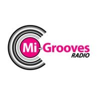 Logo de la radio Mi-Grooves