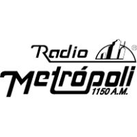 Logo of radio station Metropoli