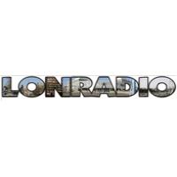 Logo of radio station Lokale Omroep Nieuwerkerk (LONradio)
