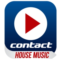 Logo of radio station Contact House Music