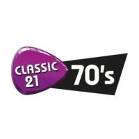 Logo of radio station Classic 21 70'S