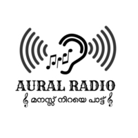 Logo of radio station AURAL RADIO