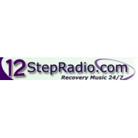 Logo de la radio 12 Step Radio