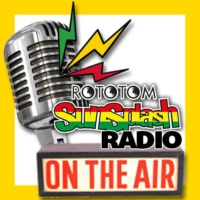Logo de la radio Rototom Sunsplash Radio
