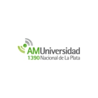Logo of radio station Radio Universidad Nacional de La Plata AM 1390