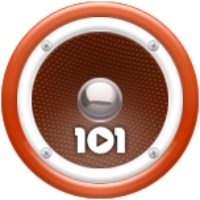 Logo of radio station 101.ru - The Rolling Stones