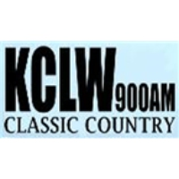 Logo of radio station KCLW 900 AM