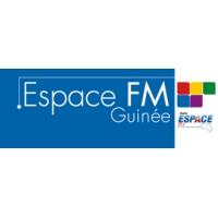 Logo of radio station Espace FM Guinée