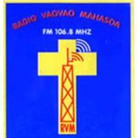 Logo of radio station Radio Vaovao Mahasoa