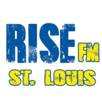 Logo of radio station Rise! FM St. Louis