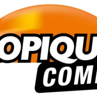 Logo de la radio Tropiques Kompa