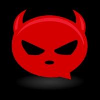 Logo of radio station MyDoom-666