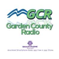 Logo of radio station Garden County Radio