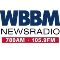 Logo de la radio WBBM Newsradio 780 &105.9 FM