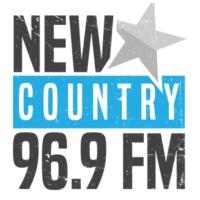 Logo of radio station CJXL-FM New Country 96.9